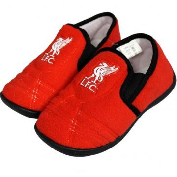 Liverpool FC Junior Slippers - Size 12/13